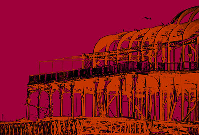 West Pier 3 (Limited Edition of 25)