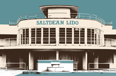 Saltdean Lido (Limited Edition of 25)