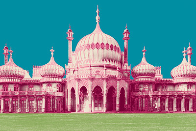 The Royal Pavilion, Brighton (Limited Edition of 25)