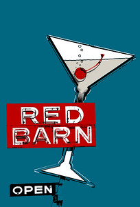 Red Barn (Limited Edition of 10)