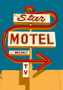 Star Motel (Limited Edition of 10)
