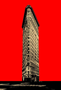 Flatiron 1 (Limited Edition of 25)