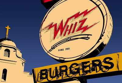 Whiz Burgers (Limited Edition of 10)