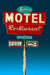 Topper Motel (Limited Edition of 25)