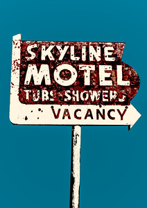 Skyline Motel (Limited Edition of 10)