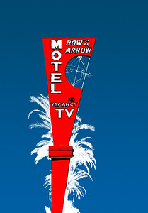 Bow & Arrow Motel (Limited Edition of 10)