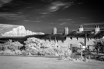 Coastguard Cottages, Cuckmere Haven