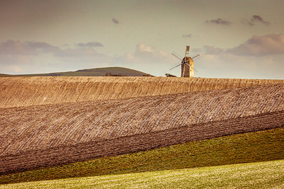 Ashcombe Windmill, Kingston near Lewes