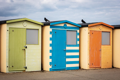 Beachhuts, Seaford