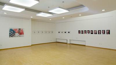 Single Exhibition in Netphen, March 2017