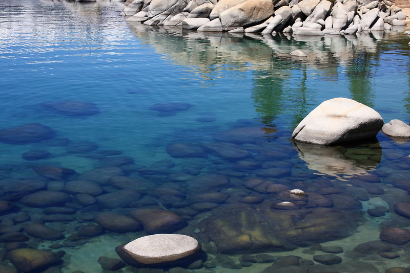 Lake Tahoe (close) 1