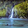 Fly Fishing Waterfall