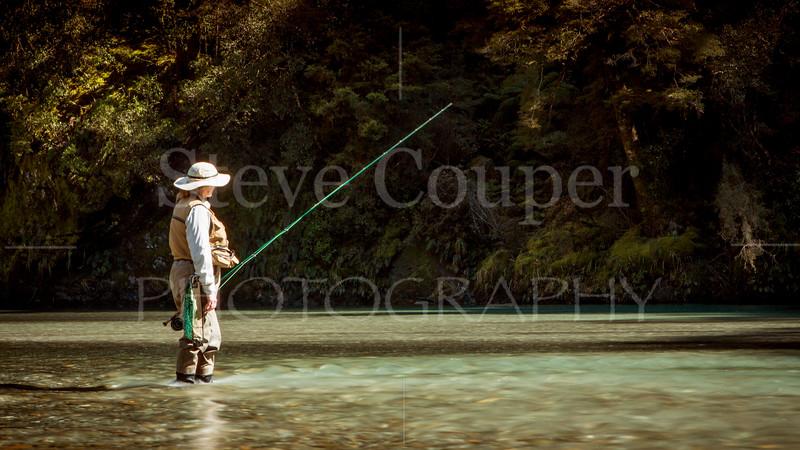 Fly Fishing Stream