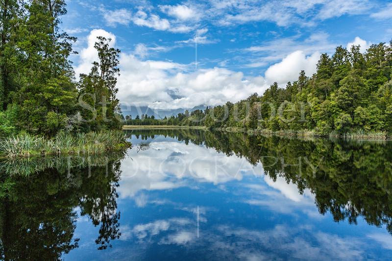 Lake Matheson Reflections