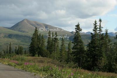 Endless Mountain Ranges, Alaska