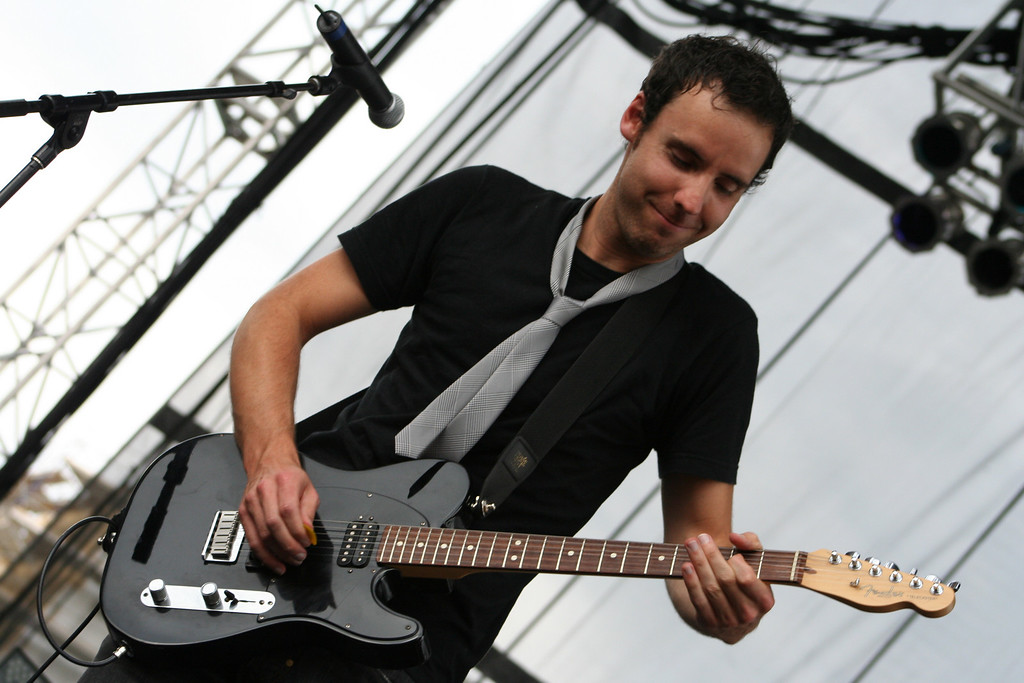 Matthew West-guitar