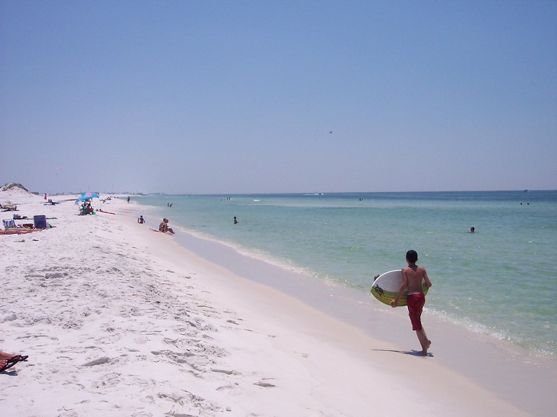 Pensacola Florida beach