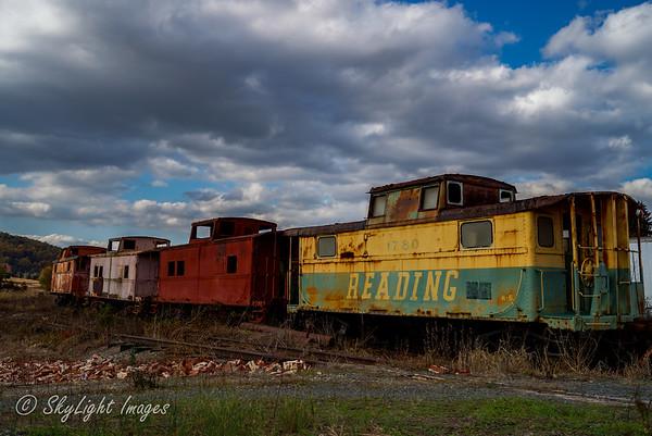Geigertown Railway, Geigertown Pa.