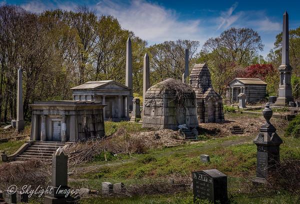 Mt. Mariah Cemetery, Philadelphia Pa.
