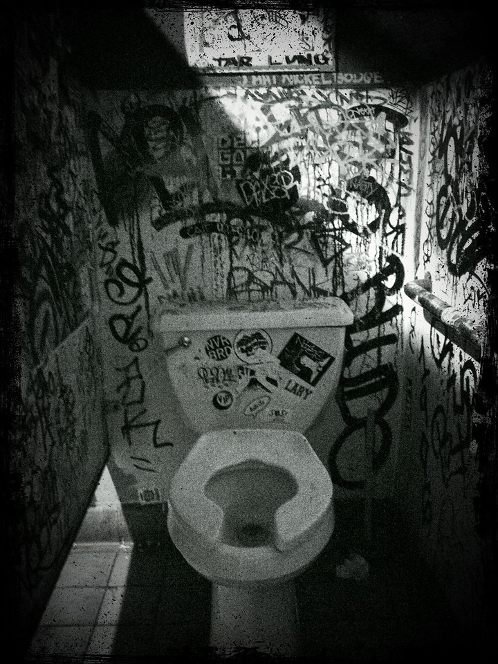 Toilet #142  Who can recognize?
