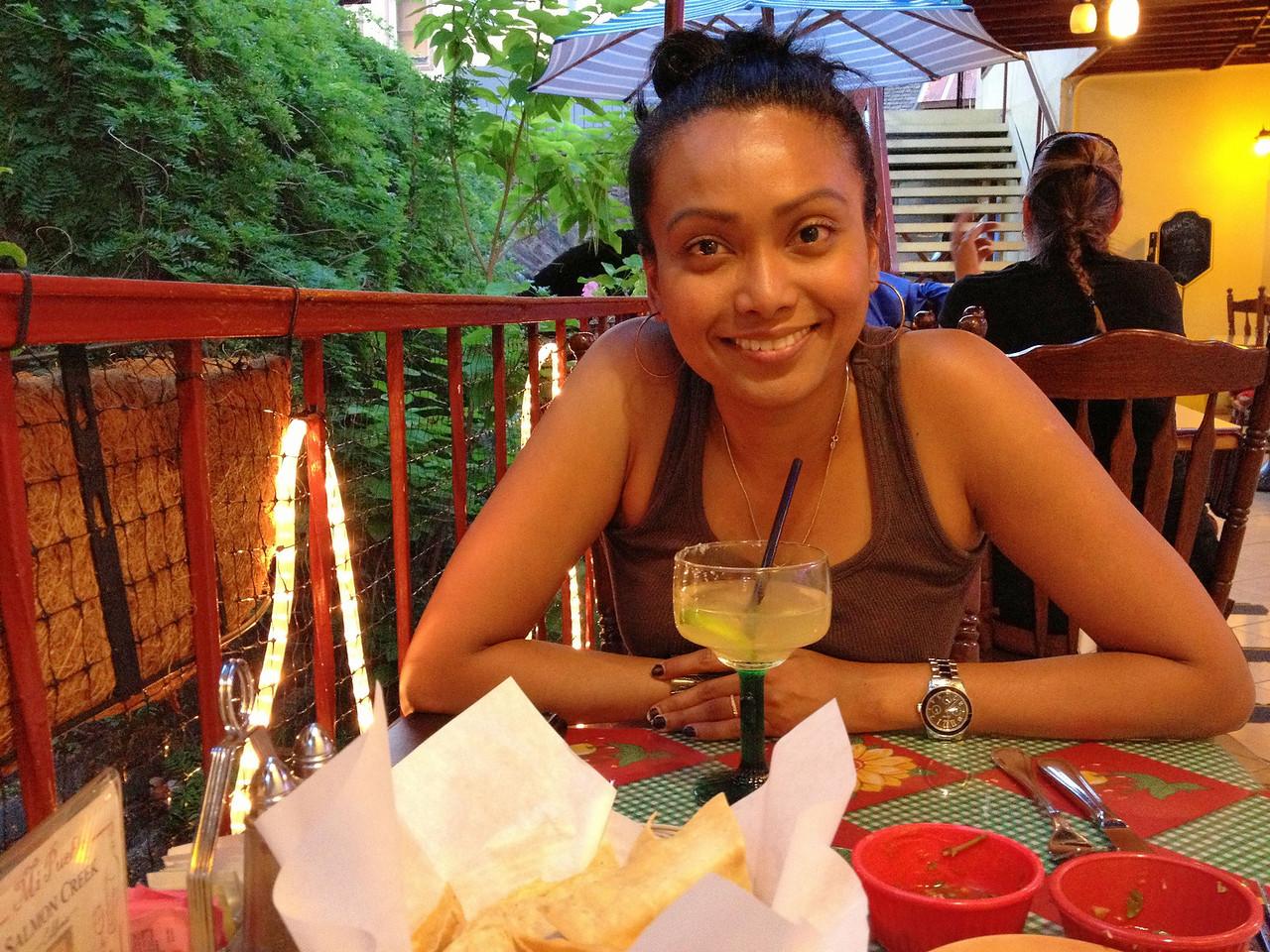 Dinner in Sonora