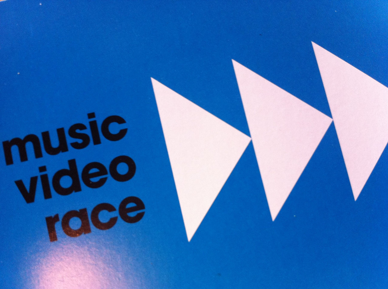 Who's in for the Music Video Race? Www.musicvideorace.com
