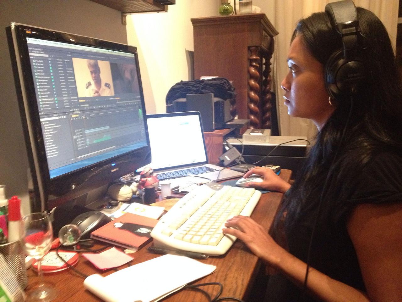 Editor editing