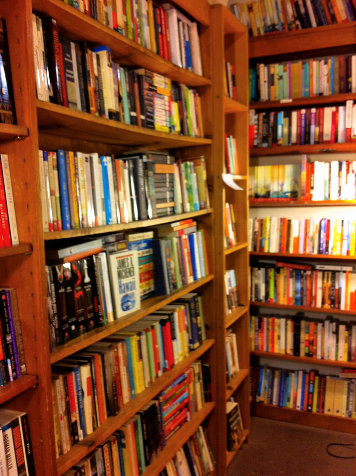Bookstore with real books!