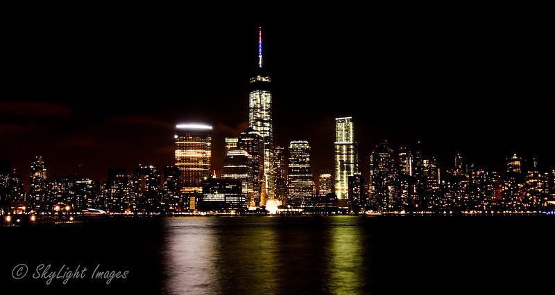 Freedom Tower, NY 2014