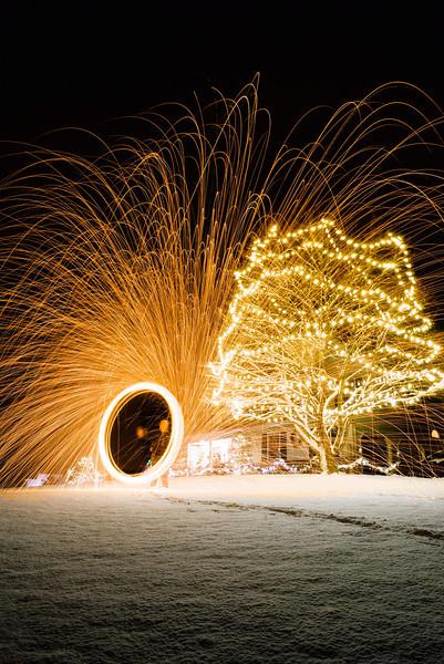 Christmas Sparky