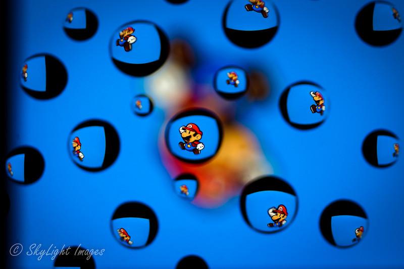 Super Mario (water drops)
