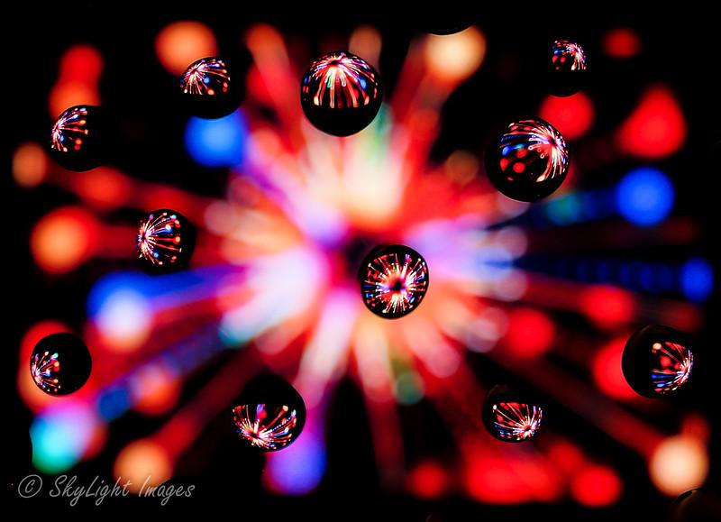 The Big Bang  (water drops)