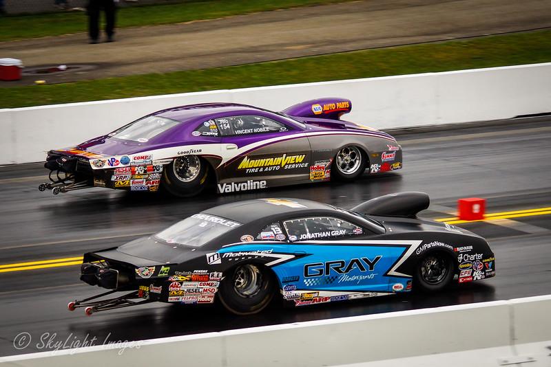 Maple Grove Raceway NHRA Auto Plus Nationals 2014