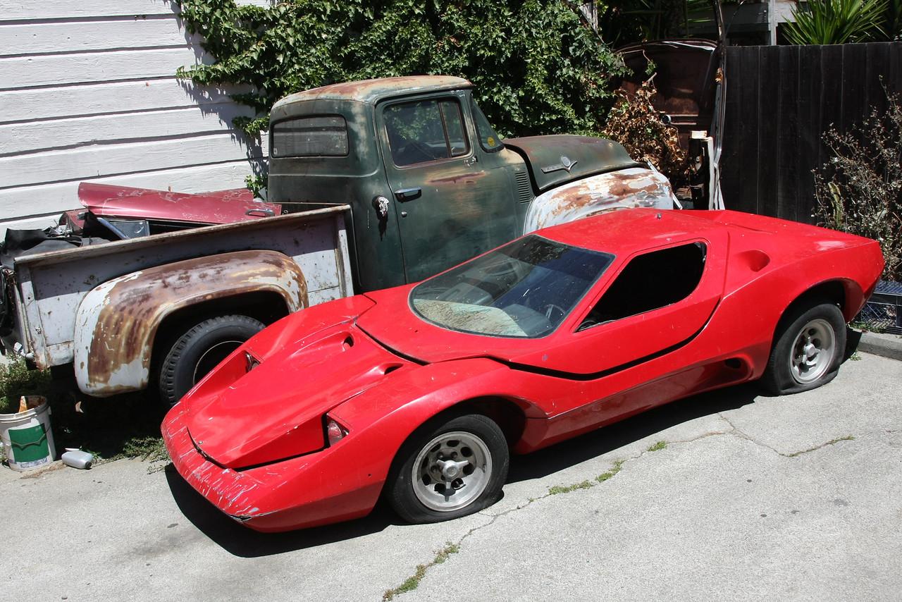 The Nova Kit Car