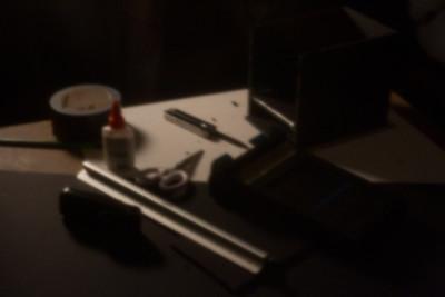 Building a camera