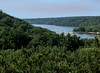 St Croix From Kinnickinnic State Park