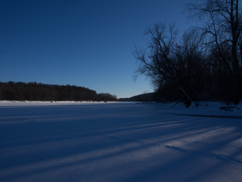 A Cold Day On the St. Croix