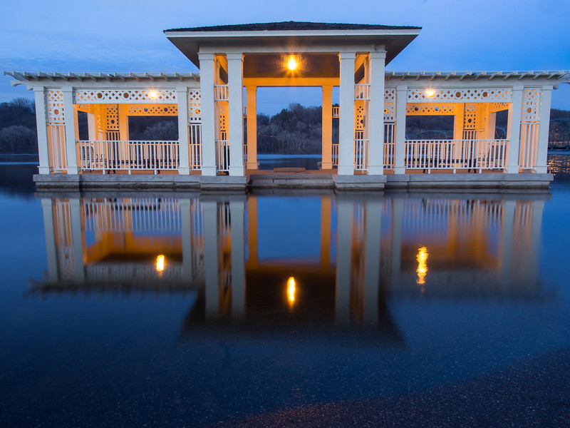 Flooded Gazebo