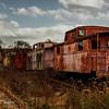 Geigertown Railway, PA.
