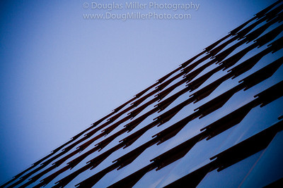 Building Detail at Dusk. This is a great time to shoot, and learn about low light photography - Washington DC Inner Visions Photo Workshops by Douglas Miller Photography Now Forming