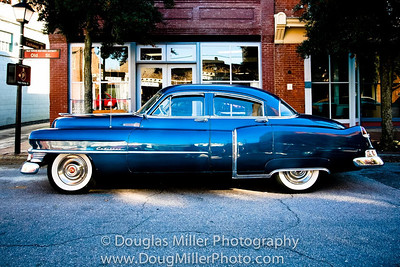 1950 Cadilac Downtown Petersburg