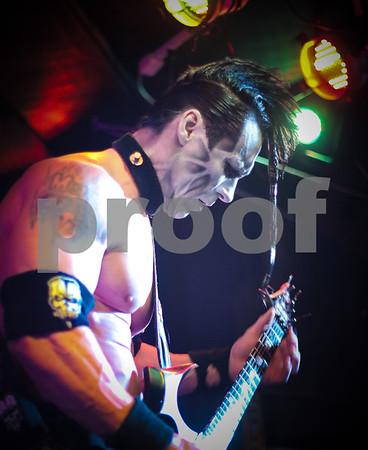 Legendary Misfits w/ guitarist Doyle W. Von Frankenstein's
