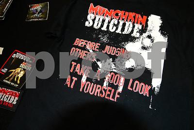 Munchkin Suicide