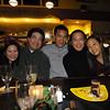 Elaine, Warren, Eric, me, and Rae pose for the camera at Gordon Biersh.