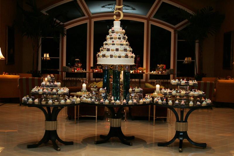 The cupcake spread