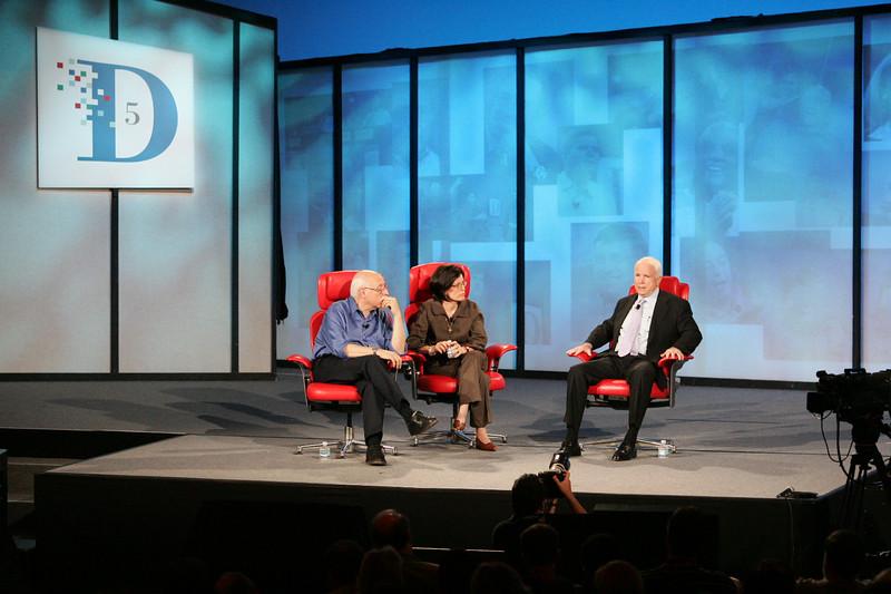 Walt, Kara, and McCain