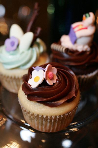 Delectable cupcakes!