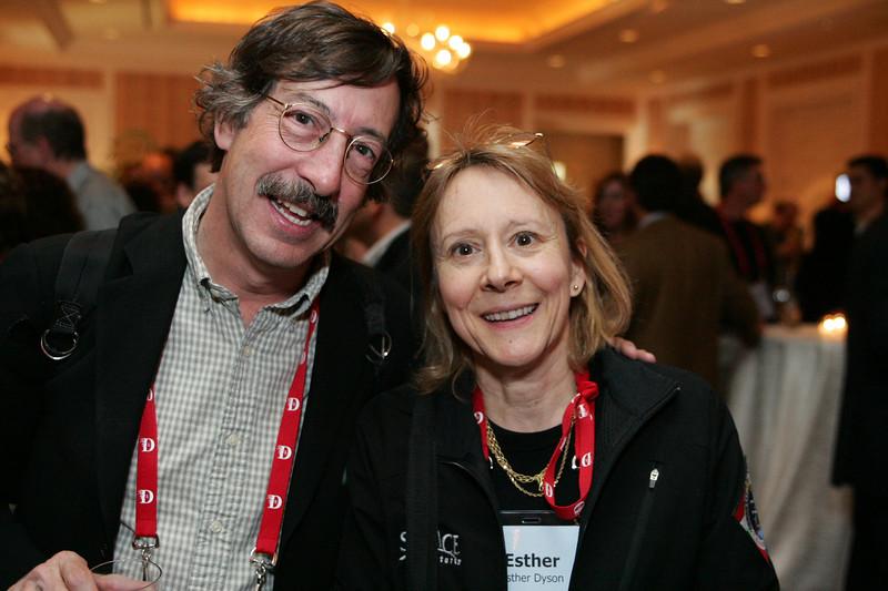 Rick Smolan and Esther Dyson