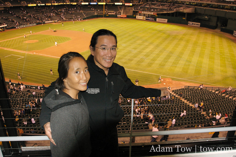 Rae and Adam