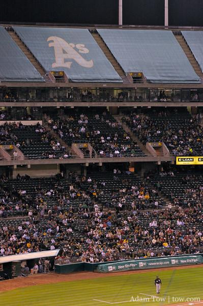 Oakland A's Coliseum